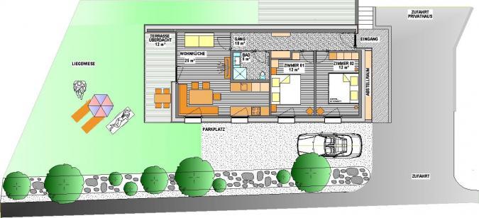 unsere wohnung f r ihren urlaub im bregenzerwald haus christiane ferienhaus in schoppernau. Black Bedroom Furniture Sets. Home Design Ideas